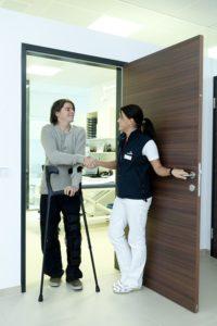 Zeitarbeit in der Krankenpflege